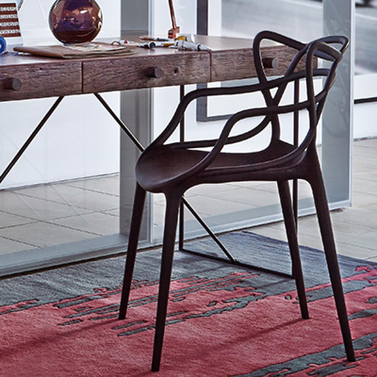 Masters chair horeca stoelen p m furniture horeca - Chaises kartell masters ...