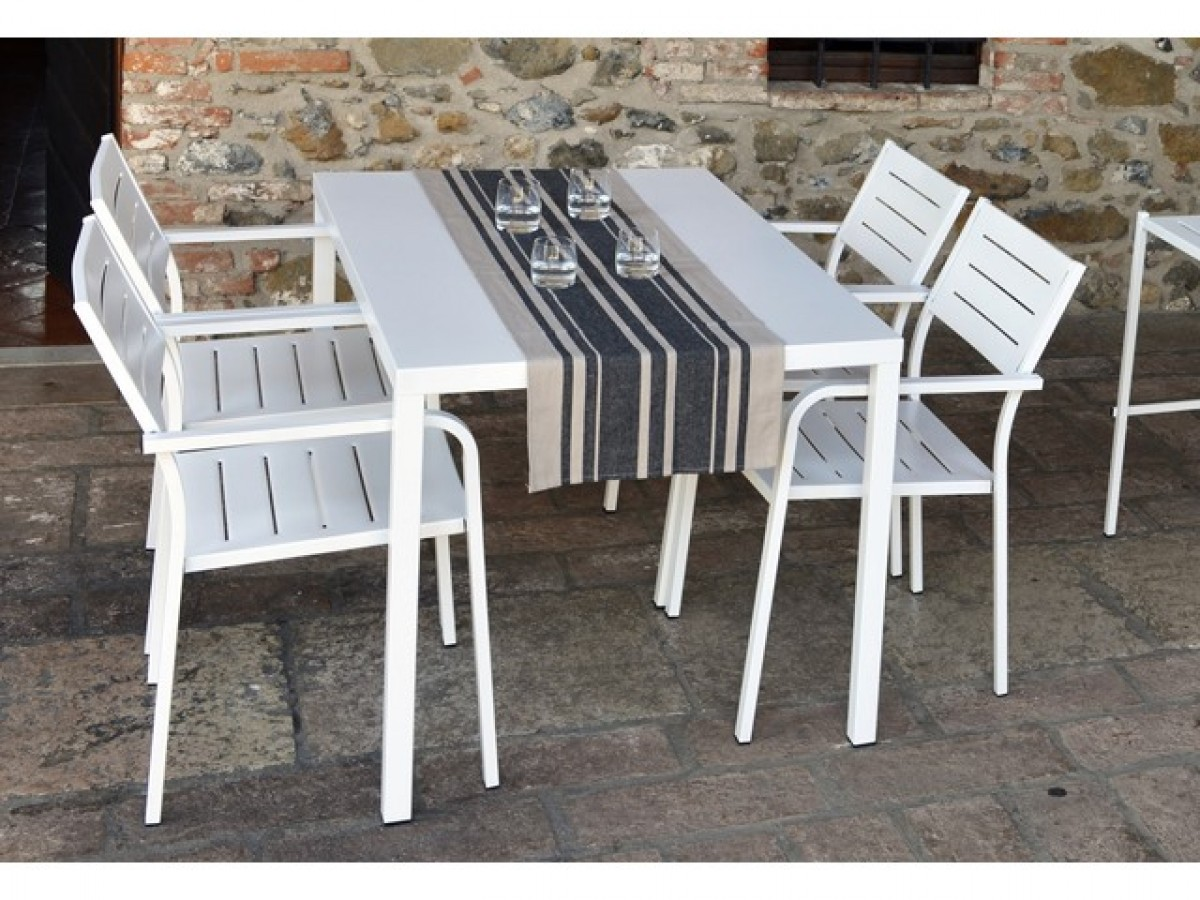 Dora 80x80 terrasmeubilair p m furniture horeca for Meubilair horeca