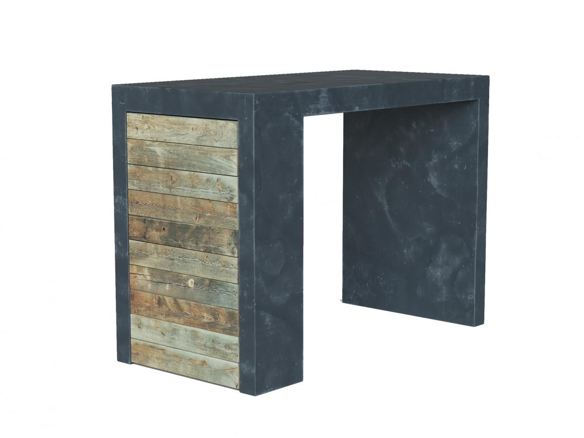 Concrete table tafels p m furniture horeca meubilair op maat en interieurs - Concrete effect tafel ...