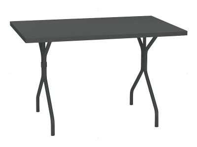Solid Rectangular Table
