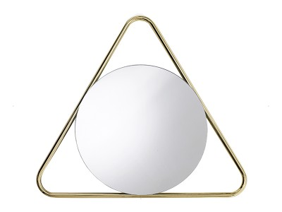Mirror Triangle Frame