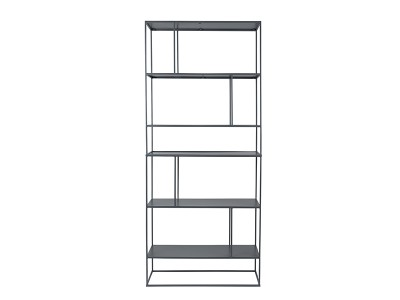 Shelf unit double