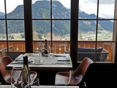 Hotel Huus Gstaad- Zwitserland