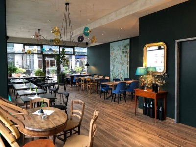 Weingarten Bar & Bistro, Frankfurt, Duitsland