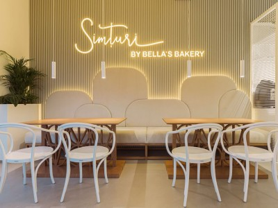 Simturi by Bella's Bakery, design Grosu - Craiova, Roemenië