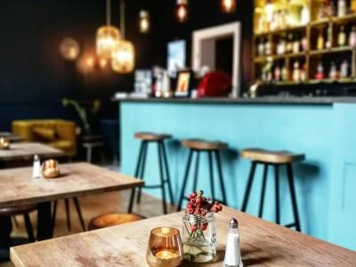 Golden Cage Kitchen & Bar - München, Duitsland